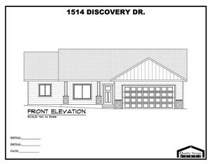 Photo of 1514 Discovery Drive, Lewiston, ID 83501 (MLS # 135435)