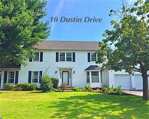 Photo of 10 DUSTIN DR, LAWRENCEVILLE, NJ 08648 (MLS # 7038008)