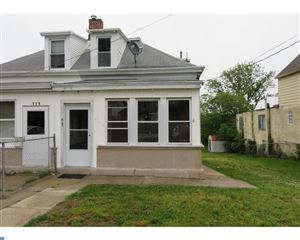 Photo of 217 EDGEWATER AVE, WESTVILLE, NJ 08093 (MLS # 7013991)