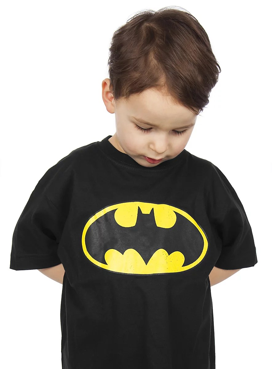 Kinder Wanddeko Batman Kinder T-shirt Superhelden Shirt Für Kids