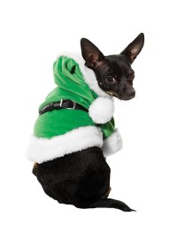 Christmas Elf Dog Costume - maskworld.com