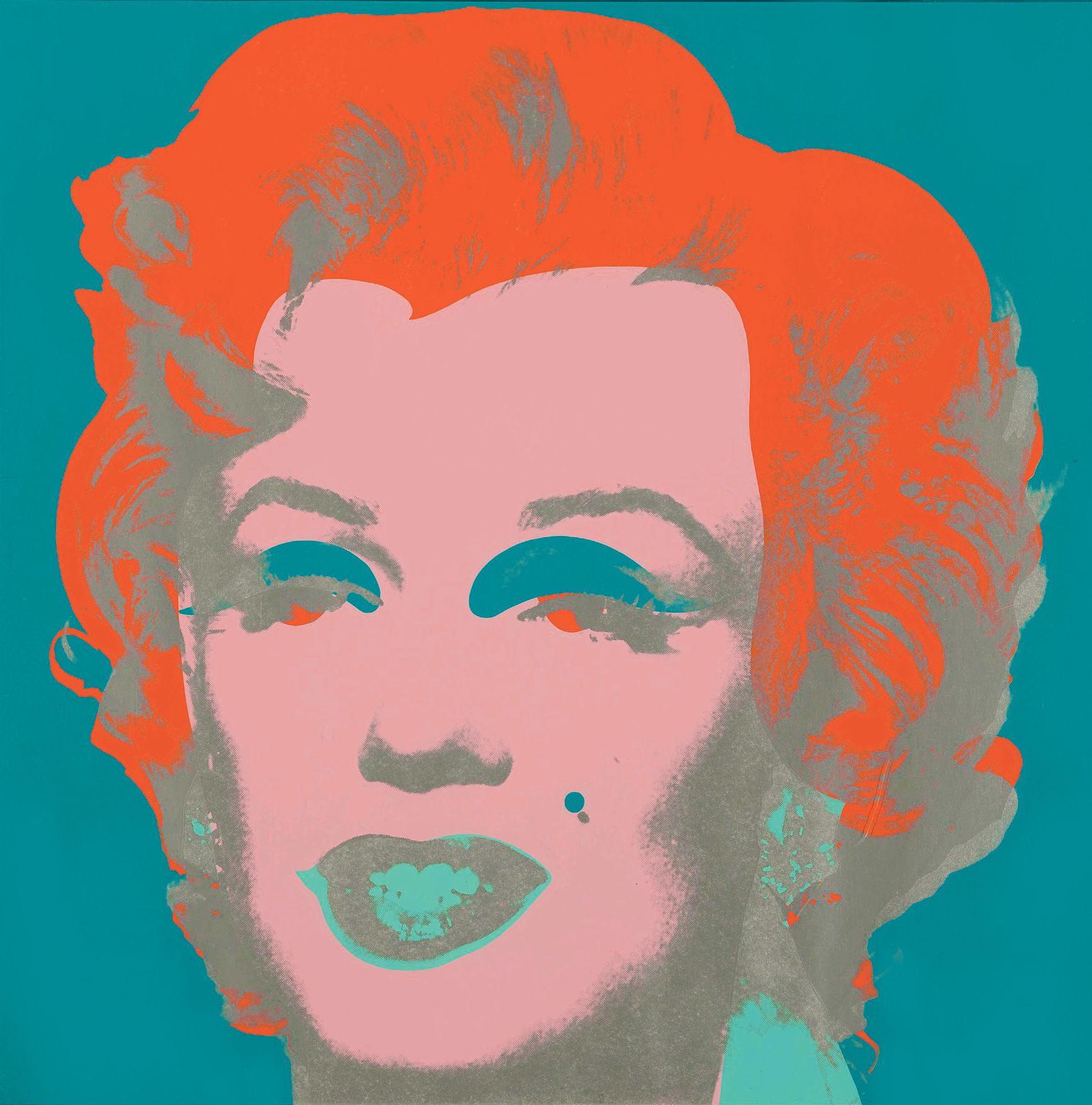Marilyn Pop Art Andy Warhol Andy Warhol Marilyn Monroe Marilyn 1967 Screen Print