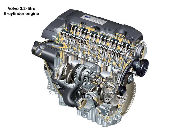 for a 2002 volvo s40 engine diagram