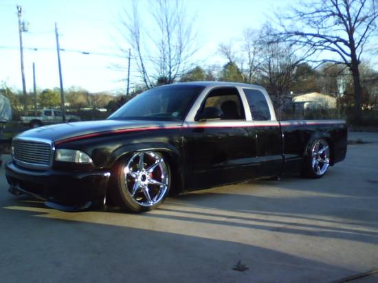 1999 Dodge dakota $12,000 Possible Trade - 100145068 Custom Mini