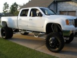 Custom Lifted Dually Trucks