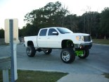 GMC Sierra Lifted Custom Trucks