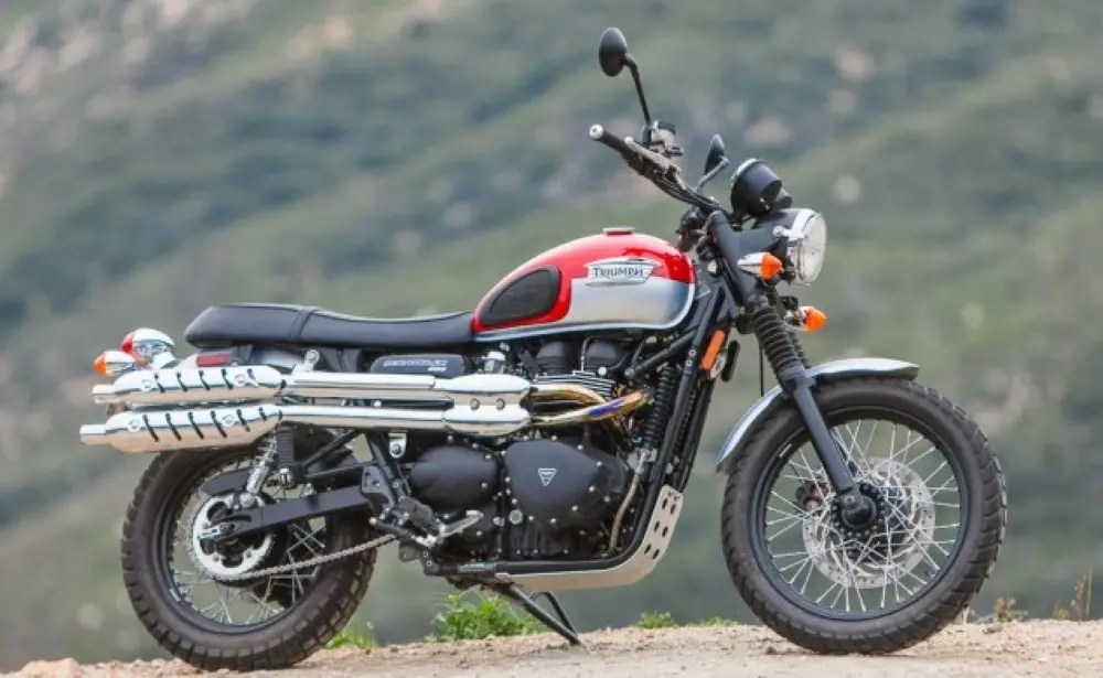 Steve Mcqueen Wallpaper Hd Triumph Scrambler 2006 On Review Mcn