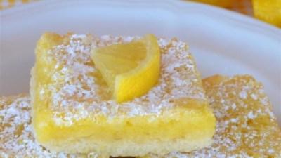 The Best Lemon Bars Recipe - Allrecipes.com