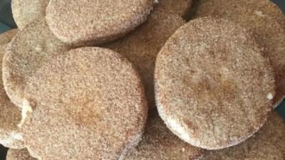 mexican sugar cookies history