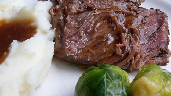 Slow Cooker Roast Beef Recipe - Allrecipes.Com