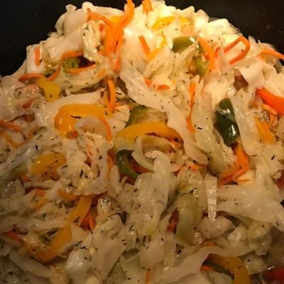 Jamaican Cabbage Photos - Allrecipes.com