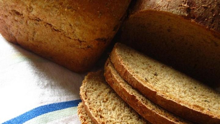 Paleo Danish Spiced Rye Bread (Sigtebrod)