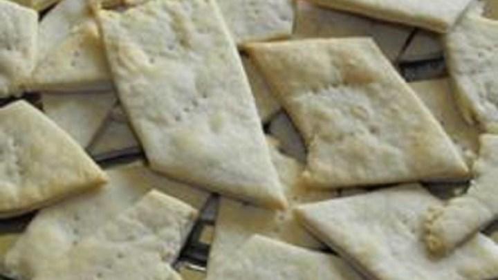 Paleo Norwegian Flat Bread (Unleavened Bread)
