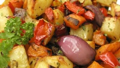 Roasted Vegetables Recipe - Allrecipes.com