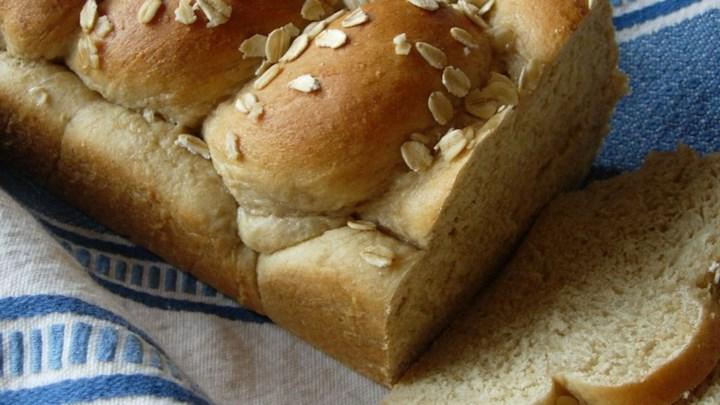 Paleo Granny's Oatmeal Bread