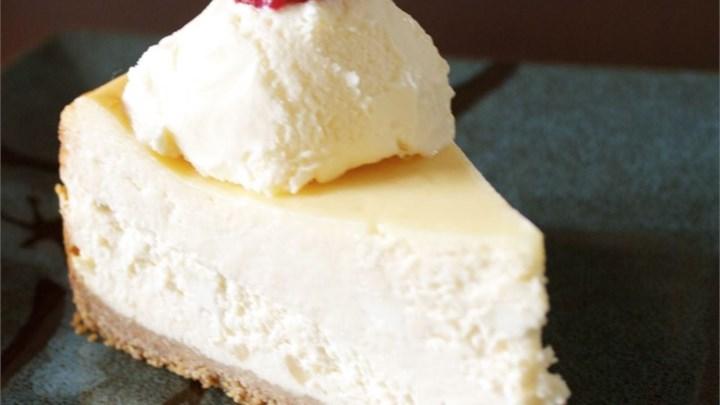 Paleo Chantal's New York Cheesecake
