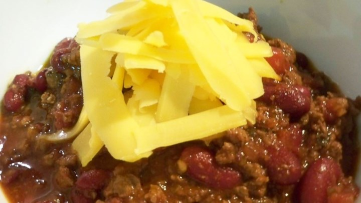 Paleo Bry's Chocolate Lamb Chili