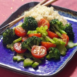 Prodigious Broccoli Tomatoes Rice Sauce Recipe Eatingwell Stir Fry Broccoli Rice Sauce Broccoli Tomatoes Zucchini Stir Fry Broccoli Beef