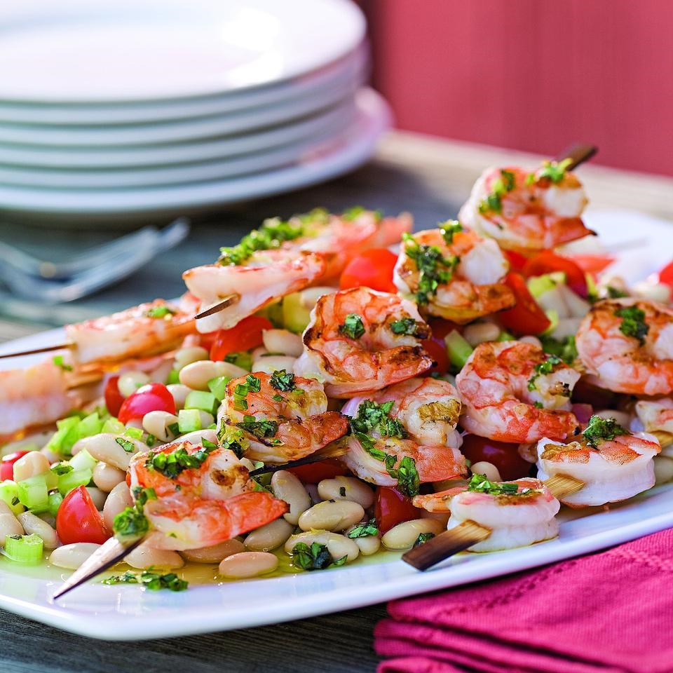 Fullsize Of How Long To Grill Shrimp