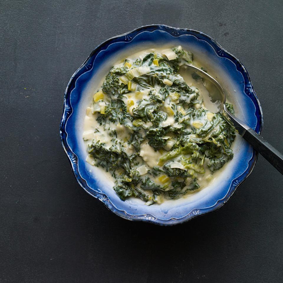 Fullsize Of Keto Creamed Spinach