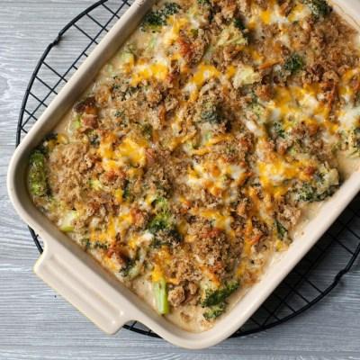 Broccoli Casserole Recipe - EatingWell