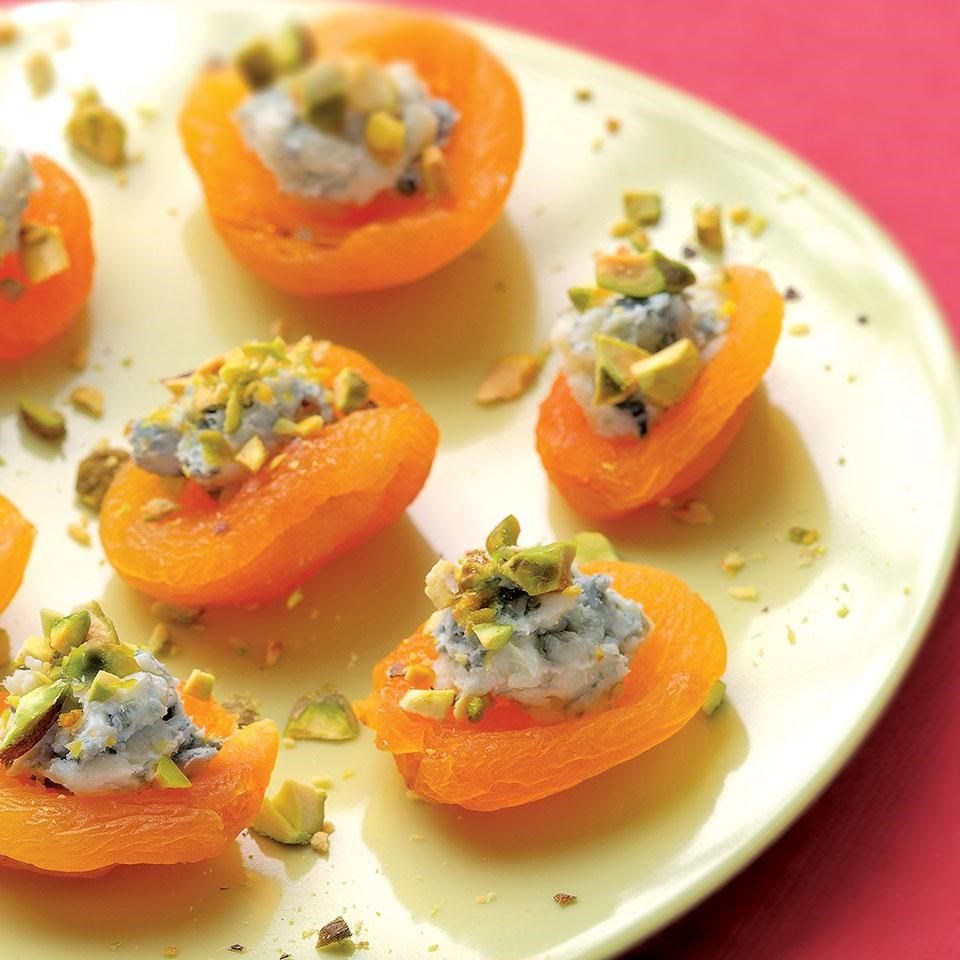 Easy Canapes For New Years Eve Apricot Canapes Recipe - Eatingwell