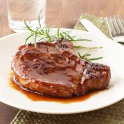 Manly Glazed Pork Chops Glazed Pork Chops Recipe Eatingwell Veal Chop Recipes Bon Appetit Veal Chop Recipes Food Network