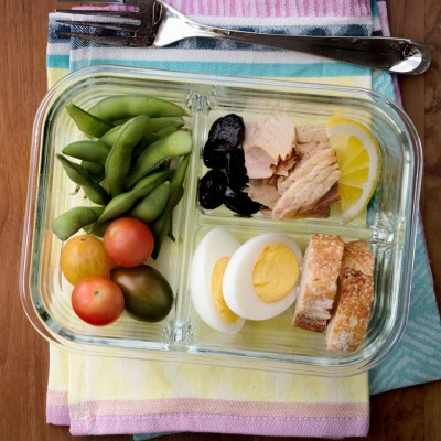 Protein Bistro Lunch Box Recipe - EatingWell