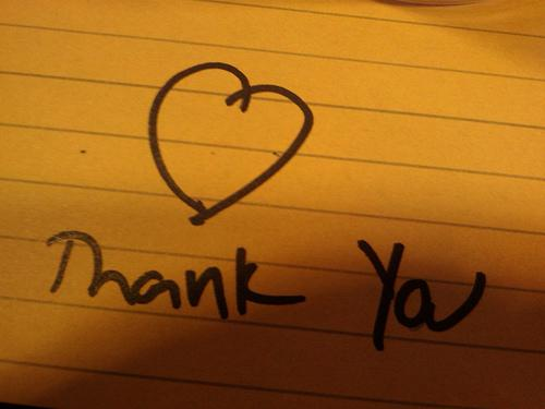 Writing Thank-You Notes Makes You Happier How Signs Of Gratitude