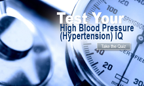 Blood Pressure Health Center Medical Information on HBP and LBP