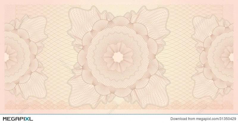Gift Certificate (Voucher) Template Pattern Illustration 31350429 - gift certificate voucher template