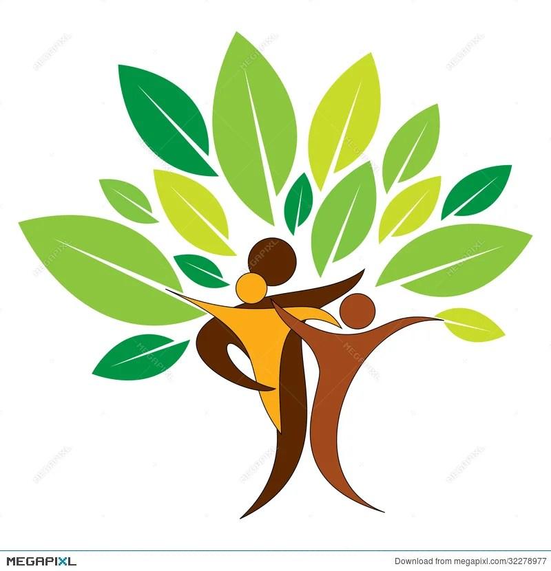 Family Tree Illustration 32278977 - Megapixl