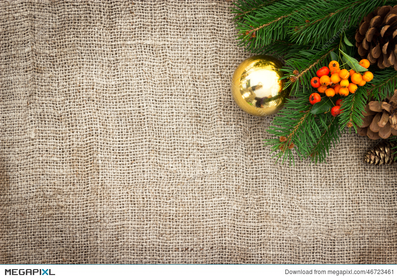 Rustic Christmas Background Stock Photo 46723461 - Megapixl - christmas background image