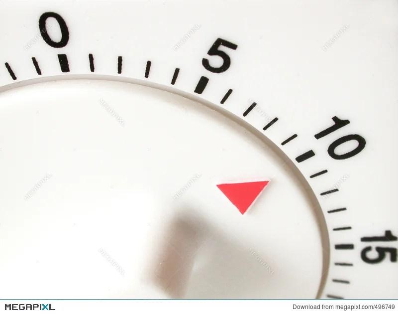 Ten Minutes On Timer Stock Photo 496749 - Megapixl