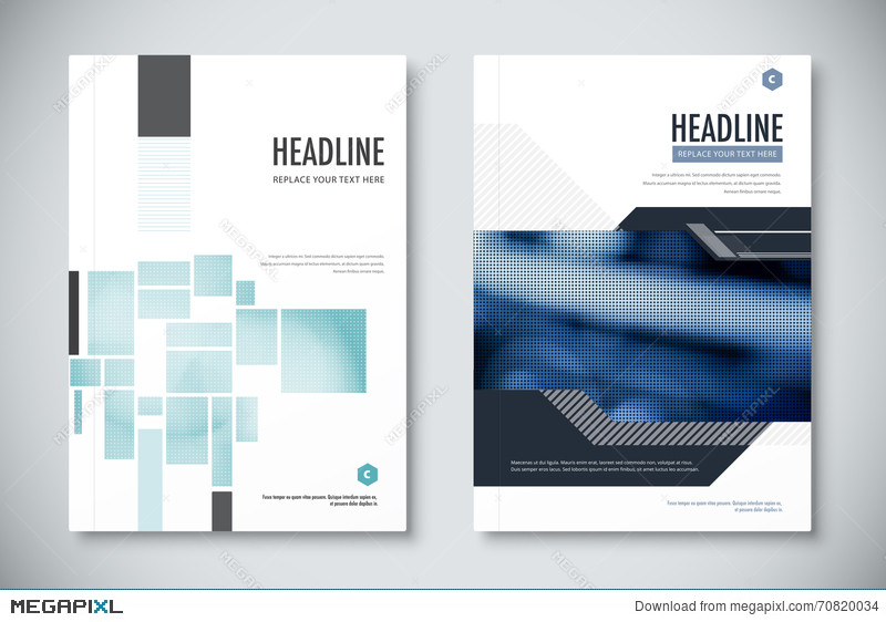 Corporate Annual Report Template Design Corporate Business Document