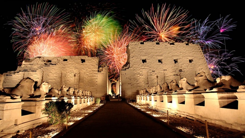 Image result for luxor temple