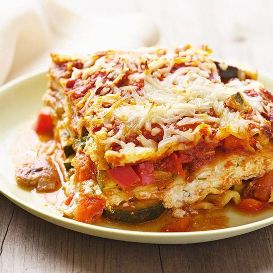 Veggie Lasagna | Family Circle