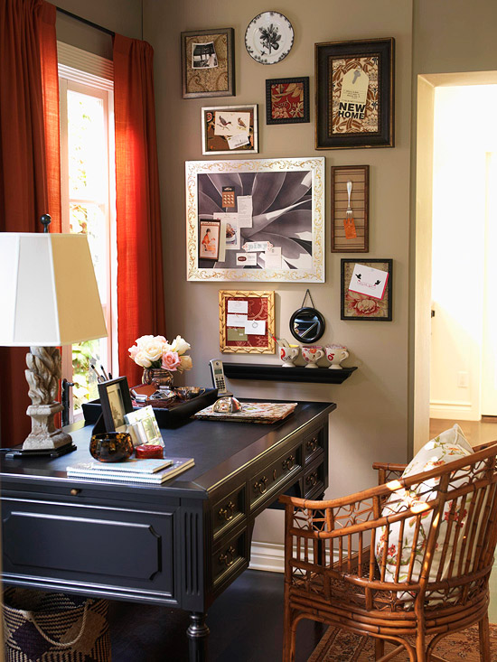 Budget Ideas for a Home Office - home office ideas on a budget