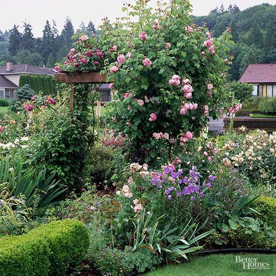 17 Stylish Arbor Ideas - garden arbor plans designs