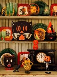Pixtal Peep : Vintage Halloween Decorations