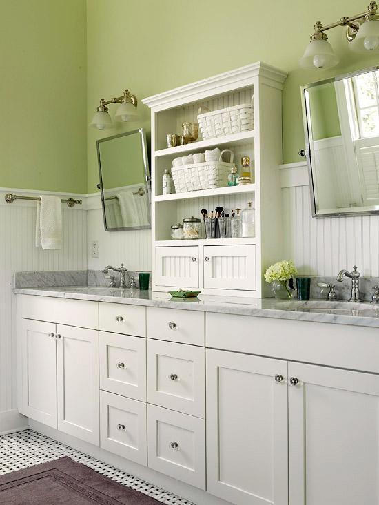 Green Bathroom Design Ideas - green bathroom ideas