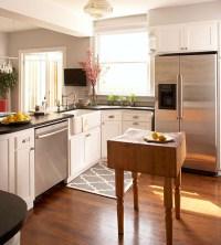 Small-Space Kitchen Island Ideas - Bhg.com