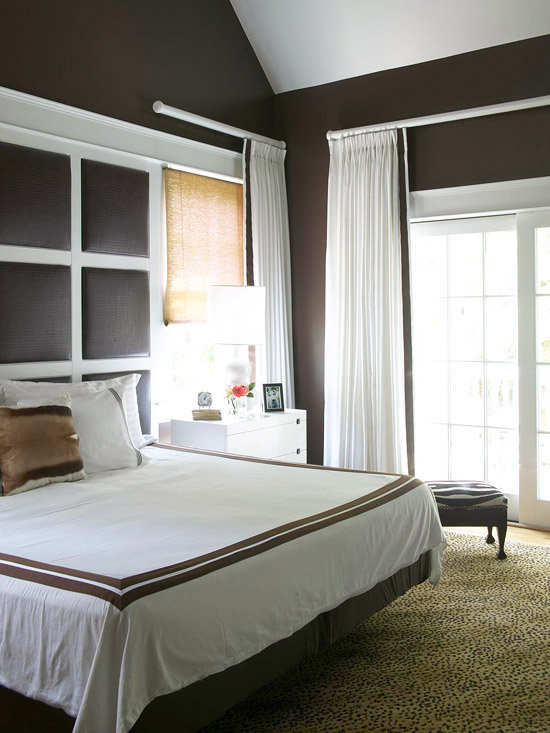 Paint Colors for Bedrooms - painting ideas for bedrooms