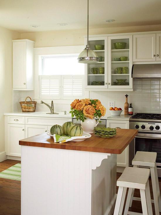 Kitchen Island Designs We Love - Better Homes and Gardens - BHG - kitchen islands designs