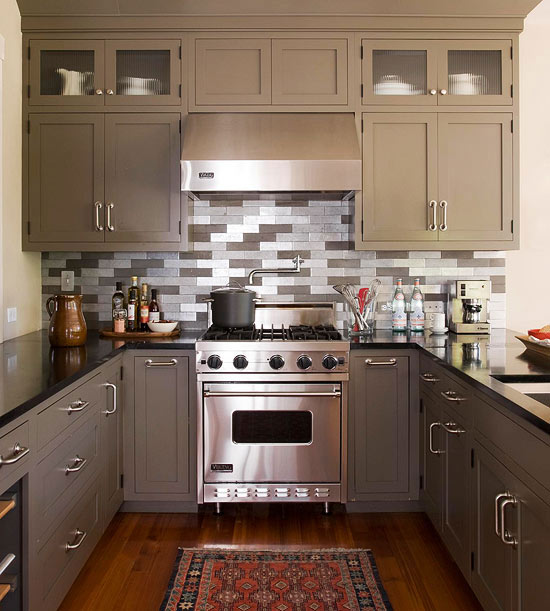 Small Kitchen Decorating Ideas - kitchen decoration ideas