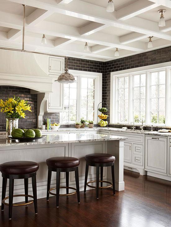 Granite Countertop Ideas - kitchen granite ideas