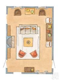 How to Arrange Living Room Furniture