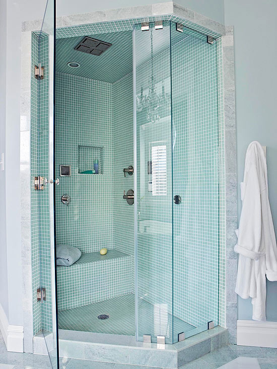 Small Bathroom Showers - shower ideas for small bathroom