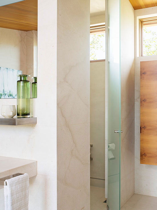 Walk In Dusche Nachteile Walk-in Showers For Small Bathrooms