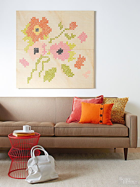 Do-It-Yourself Decorating